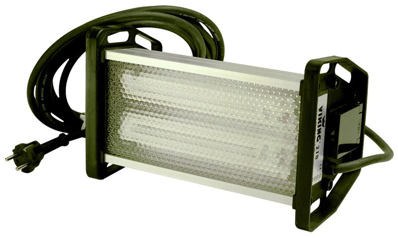 Bygglampa Viking LED