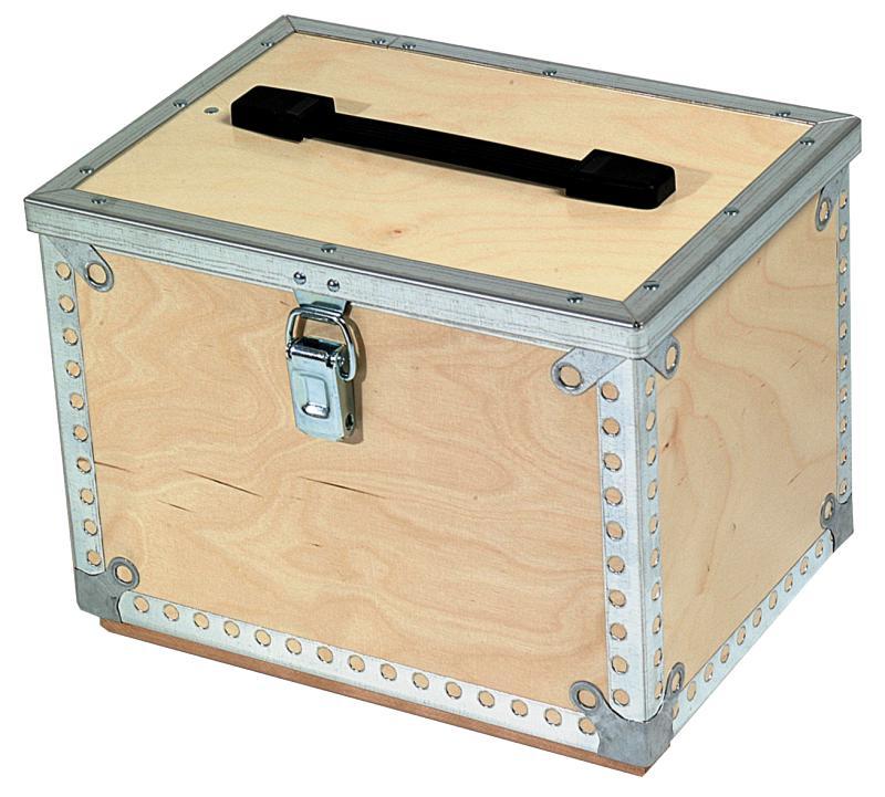 VäskaLåda i plywood Nefab PlyPak | Gigant